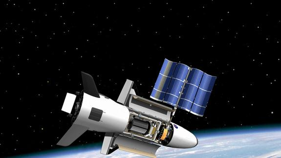 Secret Air Force X-37B Space Plane Mission a 'Spectacular Success'