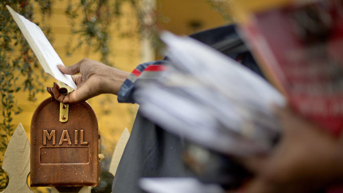 Postmaster: Money woes behind rate hike request