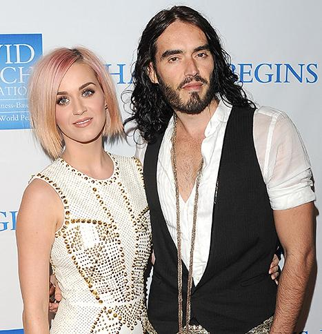 Katy Perry Hasn't Talked to Russell Brand Since He Texted Her to File for Divorce Over Two Years Ago