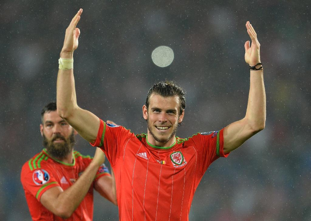 Bale included as Wales push for Euro 2016 place