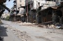 Activists: Clashes in Aleppo, Syria's largest city