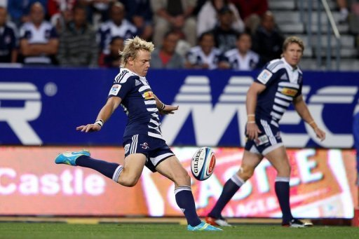 Stormers topple Bulls from top of Super 15