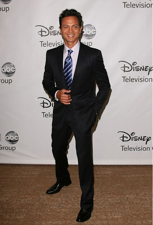Benjamin Bratt attends the Disney ABC Televison Group's 'TCA 2001 Summer Press Tour' at the Beverly Hilton Hotel on August 7, 2011 in Beverly Hills, California.