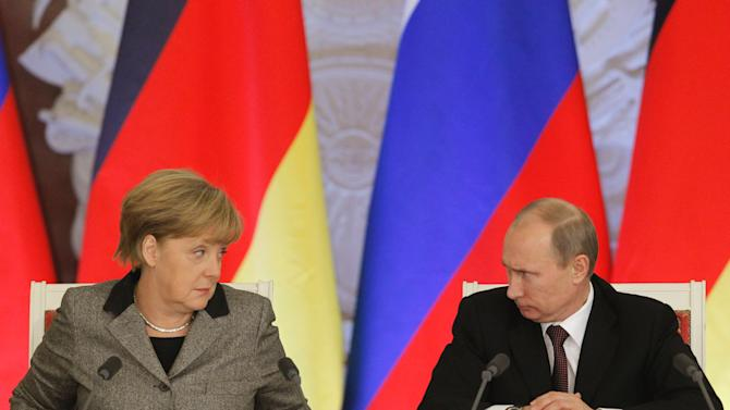 Why Merkel Has the Clout to End the Ukraine Crisis