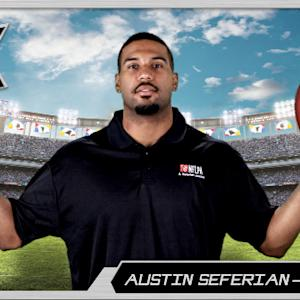 Virtual Rookie Card: Austin Seferian-Jenkins