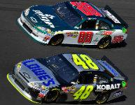Caraviello: Hendrick mates shaping up as title combatants