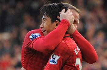 Manchester United 4-0 Norwich: Kagawa hat trick sends United 15 points clear