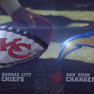 Week 7: Kansas City Chiefs vs. San Diego Chargers highlights