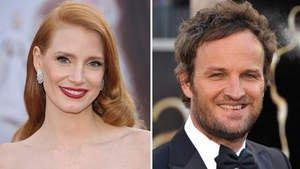 """Jessica Chastain & Jason Clarke of """"Zero Dark Thirty"""" Did Their Part to Free Afridi on the Oscar(R) Red Carpet, Congress Do Your Part"""