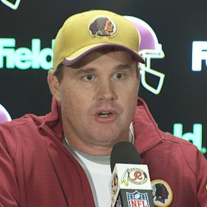 Washington Redskins postgame press conference