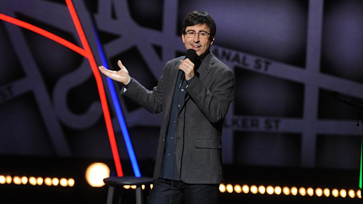 """John Oliver's New York Stand-Up Show"" premieres Friday, 7/26 at 11 PM on Comedy Central"