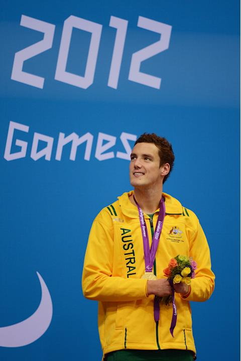 2012 London Paralympics - Day 3 - Swimming