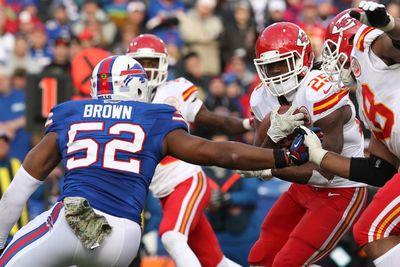 Bills vs. Chiefs 2015 live stream: Game time, TV schedule and how to watch online
