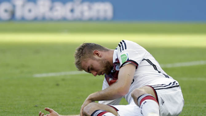 US Concussion expert: World Cup sets bad example