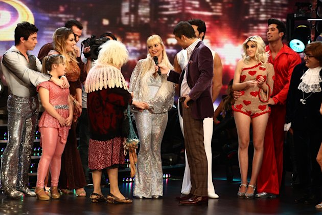 La abuela en Showmatch