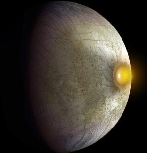 'Spectacular' Crash On Jupiter Moon Europa May Have Delivered Life's Building Blocks