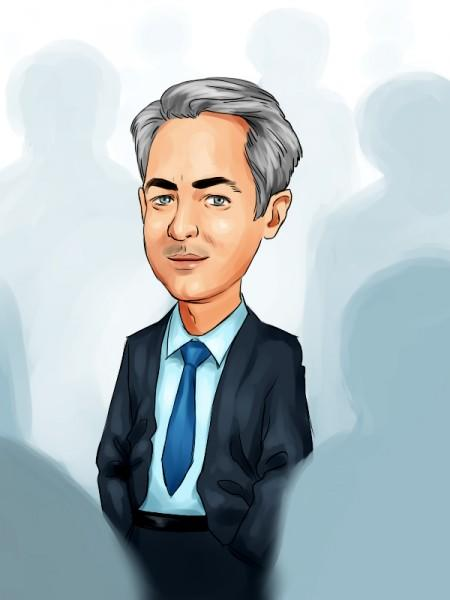 General Electric Company, Valeant Pharmaceuticals Intl Inc.: Billionaire William Ackman's Recent Comments