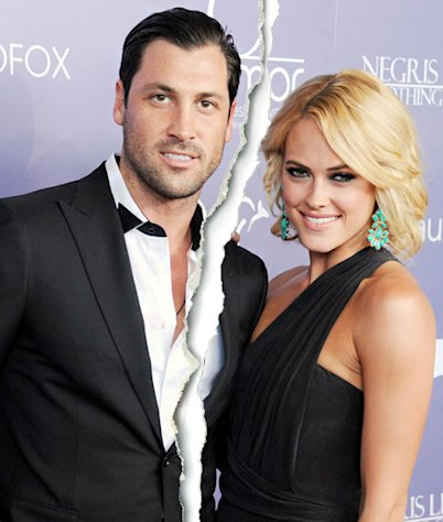 Maksim Chmerkovskiy, Peta Murgatroyd, Dancing With the Stars Pros, Split