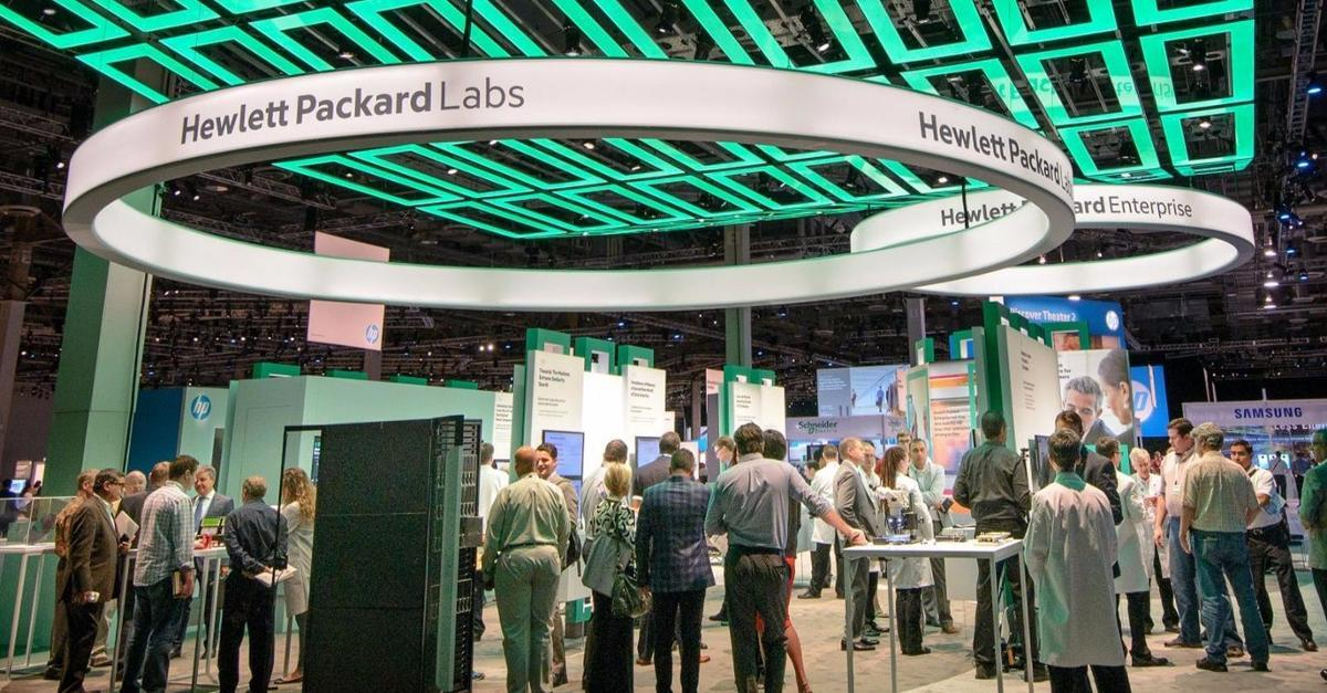 Thrive in the Idea Economy w/ the New HPE