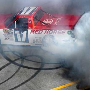 Timothy's timely Talladega victory
