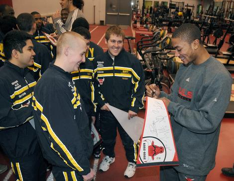 Good Deeds: The Chicago Bulls Give Back