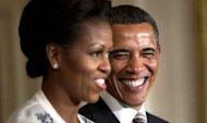 Barack dan Michelle Obama