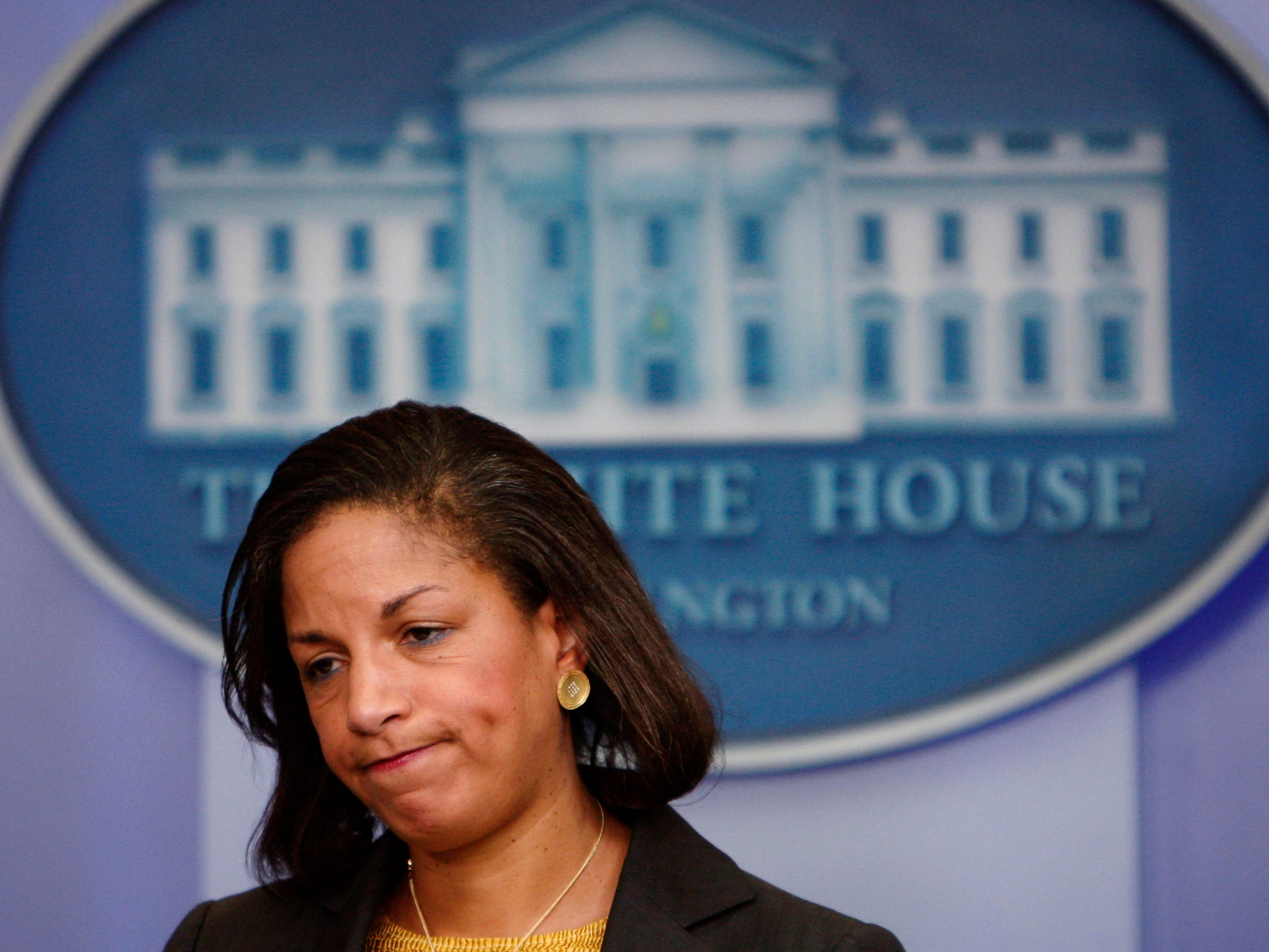 BENGHAZI REPORT: State Department employees reacted in shock to Susan Rice's first TV appearances