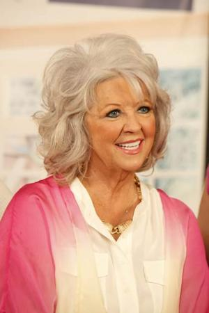 Paula Deen attends An Evening With Paula Deen at MotorCity Casino Hotel, Detroit, on April 25, 2013 -- Getty Images