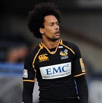 Richard Haughton spent two seasons with Wasps