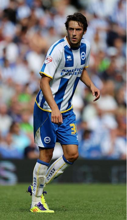 Soccer - Sky Bet Championship - Brighton and Hove Albion v Derby County - AMEX Stadium