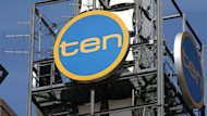 Ten Network Holdings has reported a $285 million loss amid falling revenues and one-off writedowns