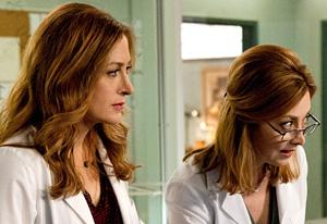 Sasha Alexander and Sharon Lawrence | Photo Credits: Doug Hyun/TNT