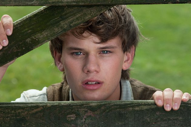 War Horse Dreamworks 2011 jeremy irvine