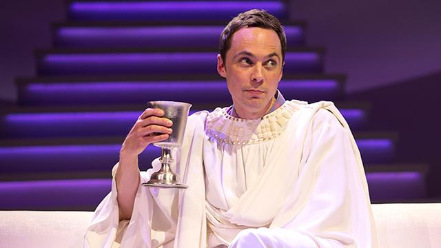 Jim Parsons Takes on the Kardashians, Kanye West & More in New Broadway Show