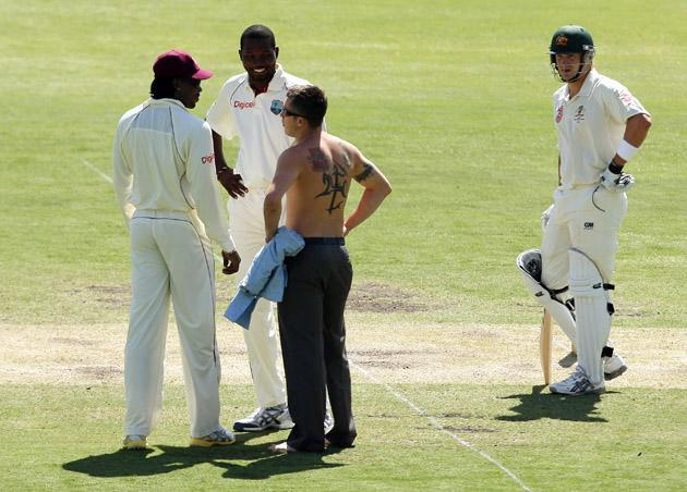 Second Test - Australia v West Indies: Day 2