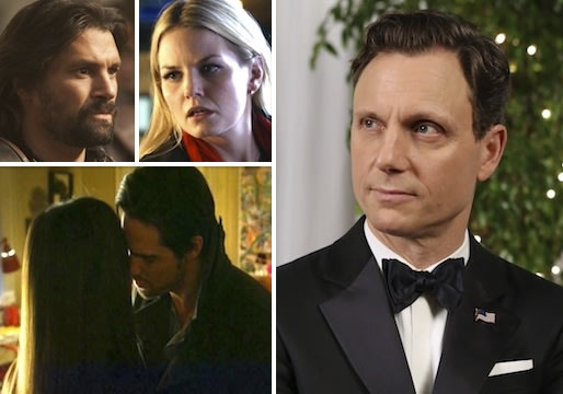 Matt's Inside Line: Scoop on Scandal, Spartacus, Once Upon a Time, Grey's, Beast and More!