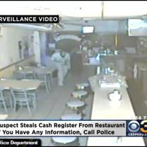 Suspect Steals Cash Register From East Germantown Restaurant