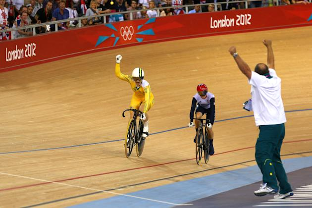 Olympics Day 11 - Cycling - Track