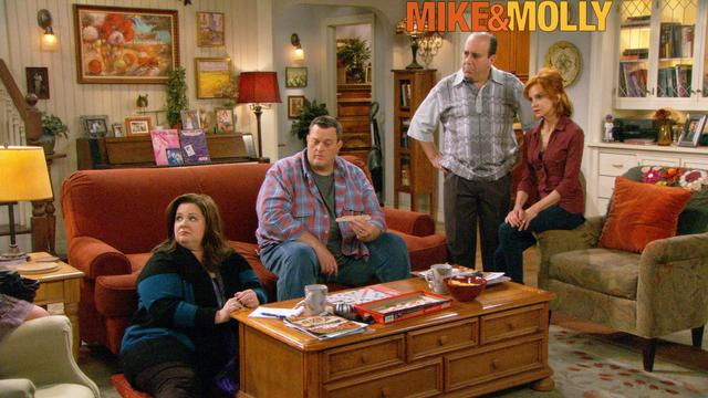 Mike & Molly - Knowing Me, Knowing You