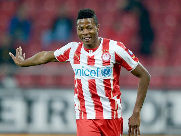 Olaitan a winner in Greece