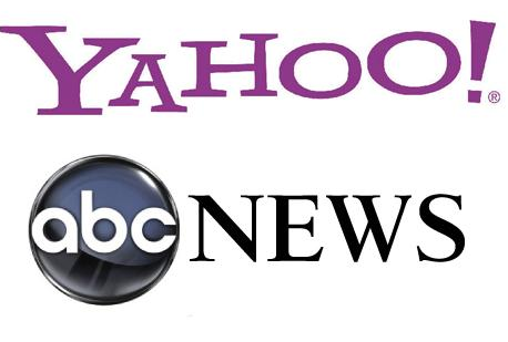 Yahoo!-ABC News Stream Nearly Half a Billion Videos in March