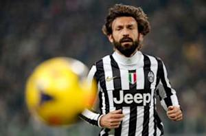 Pirlo hints at imminent new Juventus contract