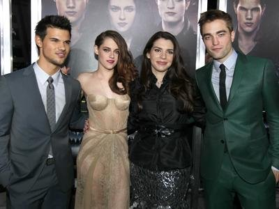 """The Twilight Saga: Breaking Dawn - Part 2"" Movie Premiere Photos"