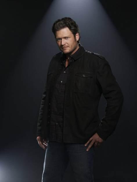 Blake Shelton, Coach on 'The Voice' Season 4 -- NBC