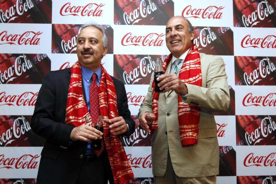 Coca-Cola to plow another $3B into India