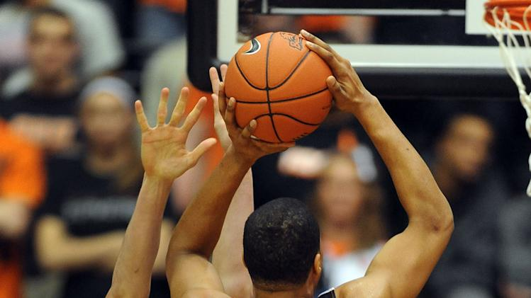 NCAA Basketball: Oregon at Oregon State