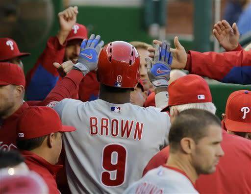 2-run 8th leads Phillies over Nationals 5-3