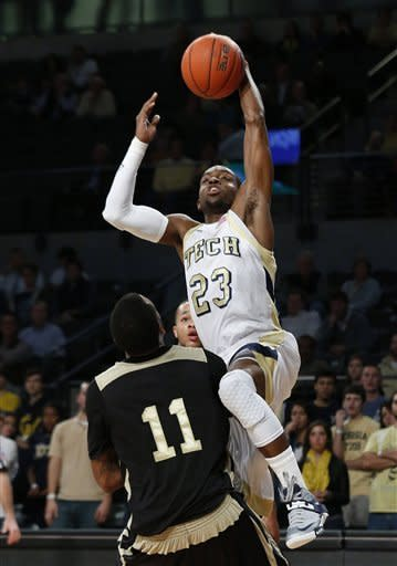 Georgia Tech dominates Alabama State 75-41
