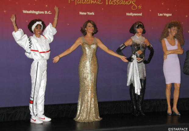 Whitney Houston : Madame Tussauds rend hommage à la star disparue il y a un an