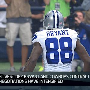 Will Dallas Cowboys wide receiver Dez Bryant land a long term deal?